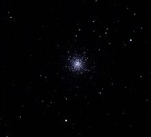 M13 Globular Cluster by corse