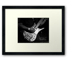 Rippin' & Shreddin' Framed Print