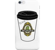 You Know My Coffee Order, Kurt? iPhone Case/Skin