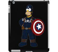 Captain D'oh iPad Case/Skin