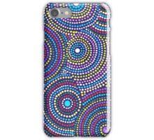 denthe dot circles case iPhone Case/Skin