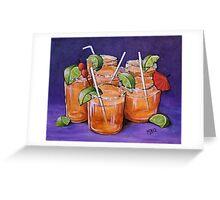 Margaritaville Greeting Card