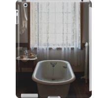 Bath iPad Case/Skin