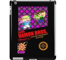 Super Hamon Bros iPad Case/Skin
