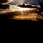 Colorado Sunset by Ben Yamamoto