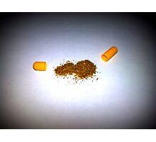 Inside Pill Photographic Print