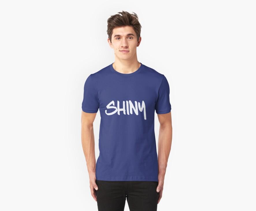 Shiny!!!! by ashedgreg