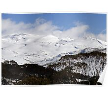 Snowy Mountains National Park Poster