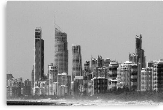 A Surfers Paradise? by ben whitmore