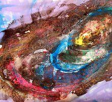 Crocodile Eye by Dmitri Matkovsky