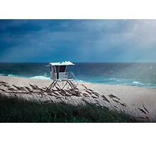 Morning on the Beach Photographic Print