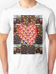 love triangle Unisex T-Shirt