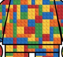 LegoLove Sticker