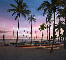 Fort Lauderdale Beach by DDMITR