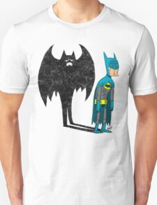 Sad Batman is sad. T-Shirt