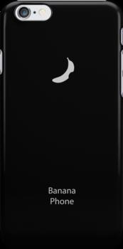 Banana Phone by theflyingzebra