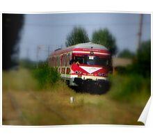 TFC Train Poster