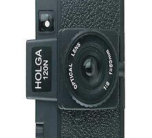 Holga 120N Phone Case by LittleRedTrike