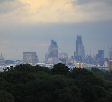 London view  by csajos
