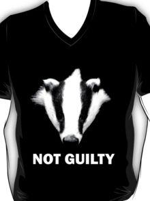 Badger - not guilty T-Shirt