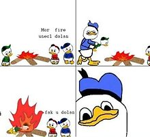 Dolan and his Cousins by Krull