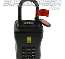 NuSet Smart-Box Electronic Lock Box by buylockbox