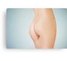 Female Curves Canvas Print
