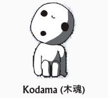 Kodama (Spirit) by Zotheculs