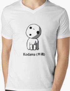 Kodama (Spirit) Mens V-Neck T-Shirt