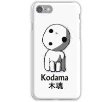 Kodama Phone Case iPhone Case/Skin