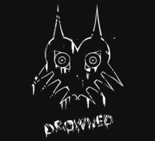 Haunted Majora's Mask Drowned [Remastered] by InterDan