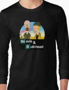 Breaking Beavis  Long Sleeve T-Shirt