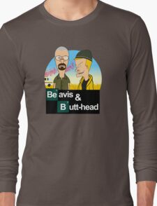 Breaking Beavis  Long Sleeve T-Shirt