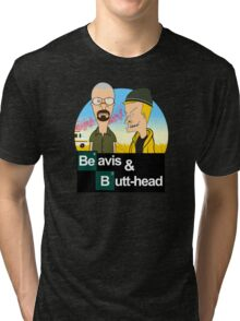 Breaking Beavis  Tri-blend T-Shirt