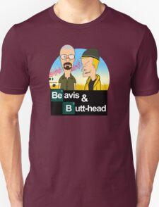 Breaking Beavis  Unisex T-Shirt