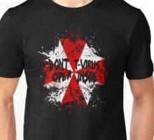 Don't Open, T-Virus Inside Unisex T-Shirt