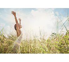 Nature Dance Photographic Print