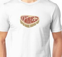 Im not a Piece of Meat Unisex T-Shirt