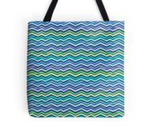 Layered Chevron Nr. 01 Tote Bag