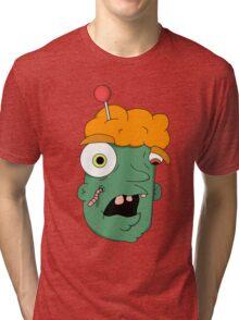 Wormy Will Tri-blend T-Shirt
