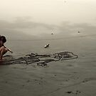 beach girls by wellman