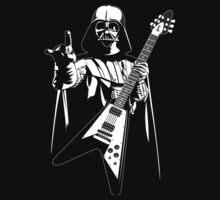 Star Wars - Darth Vader Rocks by razaflekis