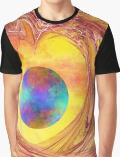 Another World-Available As Art Prints-Mugs,Cases,Duvets,T Shirts,Stickers,etc Graphic T-Shirt