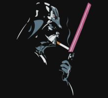 Star Wars - Darth Vader Light by razaflekis