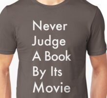 Never Judge  Unisex T-Shirt