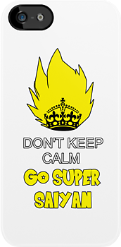 Go Super Saiyan by pwni