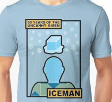 Uncanny X-Men 50th Anniversary - Iceman Unisex T-Shirt