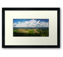 Bohemian Switzerland Framed Print