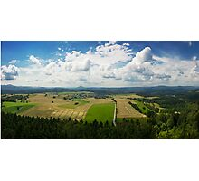 Bohemian Switzerland Photographic Print