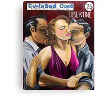 Libertine Twisted Pulp Edition #122 Canvas Print